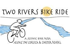 Two Rivers Bike Ride Logo