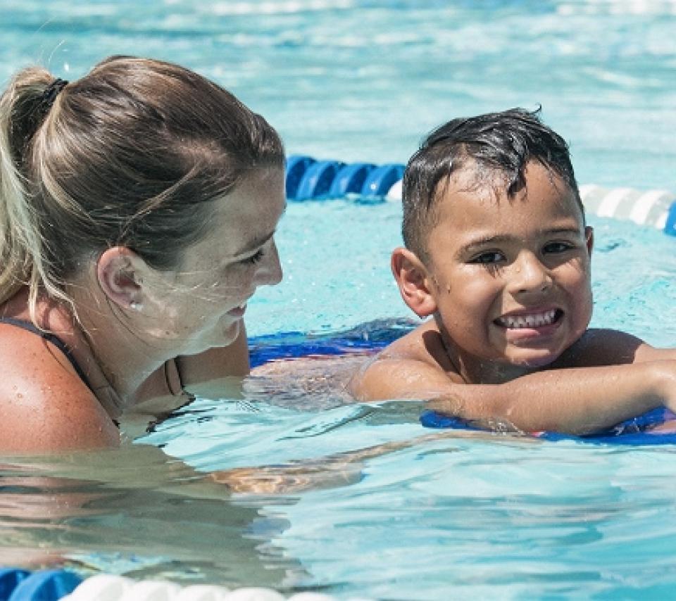 Swim Lessons | YMCA of the Chesapeake
